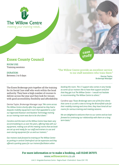 ECC case study